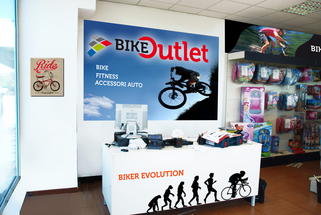 bike outlet archigrafia