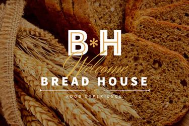 Identità visiva BreadHouse