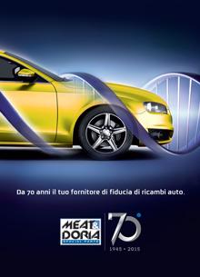 Logo & ADV Meat&Doria